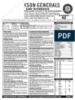 5.16.14 Game Notes vs Montgomery
