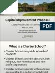 Riverview Charter School sales tax list