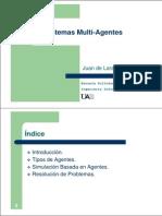 De Lara, Juan - Sistemas Mulit-Agente PPT