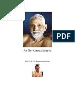 Suryanarayana Raju - Az Ön-Kutatás Könyve