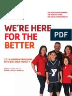 2014 Summer Program Guide