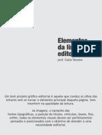 Aula Elementos Da Linguagem Editorial
