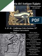 La Sabiduría Del Antiguo Egipto SC