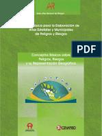 CENAPRED Guía básica y Lineamientos generales para la elaboración de Atlas de Riesgos.pdf