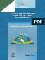CENAPRED Elaboración de Atlas de riesgos de fenomenos  Hidrometereologicos.pdf
