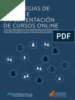 Estrategias de Diseno e Implementacion de Cursos Online