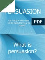 Persuasion - Idioma Ingles
