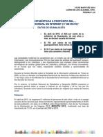 INEGI Estadísticas Sobre Internet Guanajuato