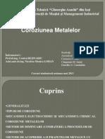 Coroziunea Metalelor.pps