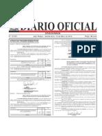 Diario Oficial 15-05-2014