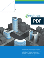 Equitrac Office Print Management Solutions