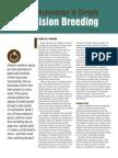 GMO Technology is Simply Precision Breeding