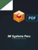Brochure Corporativo - JM