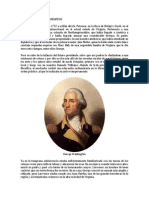 La Vida de George Washington