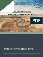 Proyecto Sierra Gorda - Defiitivo