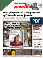 NFJ6_Samedi_17_mai - Le Nouvelliste - UNE - Pag 1