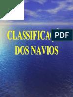 Classificação Dos Navios