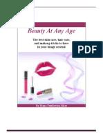 Beauty at Any Age eBook