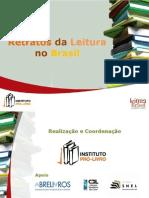 Retrato Da Leitura No Brasil 3 Edição
