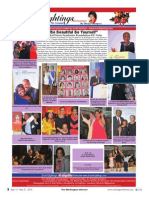 Social Sightings coverage of Be Beautiful Be Yourself DC Gala
