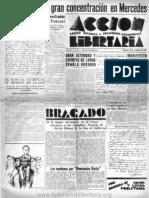 Acción Libertaria, Nº 14. Julio1935