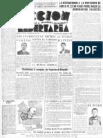Acción Libertaria, Nº 15. Octubre1935