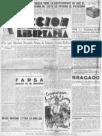 Acción Libertaria, Nº 16. Diciembre1935