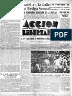 Acción Libertaria, Nº 17. Enero1936