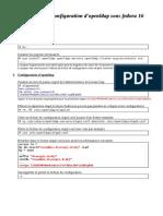 Installation Et Configuration Openldap Sous Fedora 16