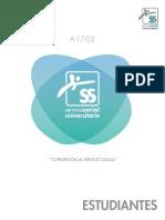 Tutorial Servicio Social 2013