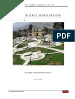 Plan Desarrollo Concertado 2011
