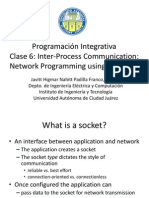 ProgIntegra Clase6 Sockets en c