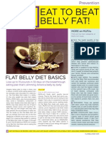 Belly Fat Loss Program