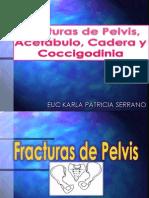 Fx de Pelvis, Cadera, Acetabulo y Coccigodinea