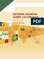 Informe Munidial Sobre Las Drogas 2009