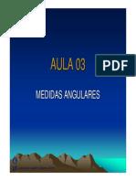Www.ltc.Ufes.br Geomaticsee Aula03 Geomática Medidas Angulares