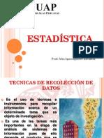 20120914-Recoleccion Datos Uap