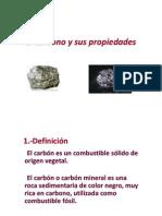 El Carbono y Sus Propiedades