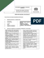 Derecho Penal Militar y Procedimiento Penal Militar
