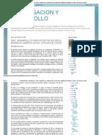Investigacion y Desarrollo_ Idrc_ Desarrollo e Innovación Tecnológica Minera en América Latina - Estudio de Casos