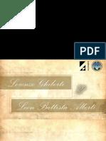 Alberti y Ghiberti