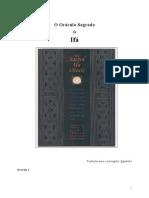 Candomble - Oraculo Sagrado de Ifa