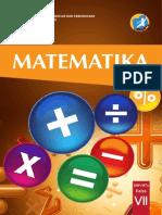 Matematika Buku Siswa Kelas 7