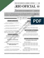 Decreto 875 Matriculas 2011