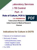 Laboratory Diagnosis Culture PCR