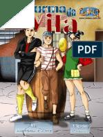 Turima Da Vila (El Chavo Del 8 Rancio)