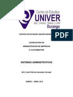 Sistemas Administrativos 14-2