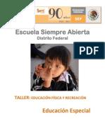 Educacio  Fisica Inclusiva