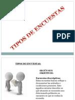 Diapositivaas de Investigacion Encuesta