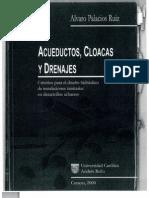 Acueductos, Cloacas y Drenajes - Alvaro Palacios Ruiz